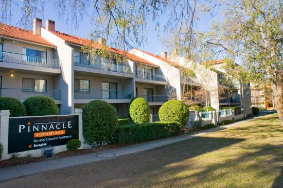 Pinnacle Apartments Canberra