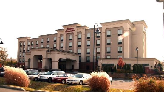 Hampton Suites Laval Quebec
