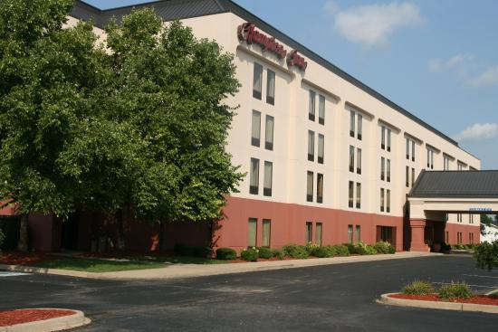 Hampton Inn Louisville-North/Clarksville