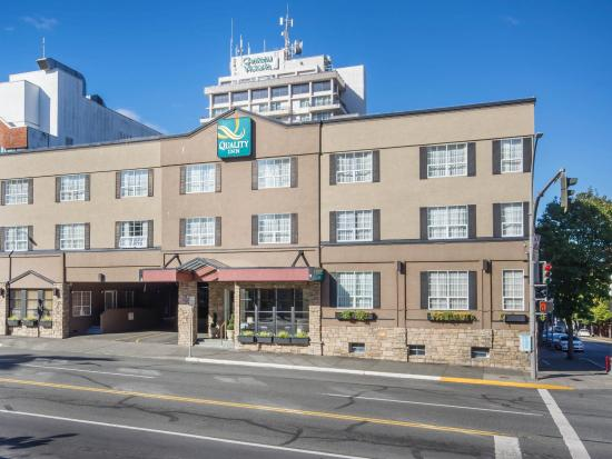 Quality Inn Downtown Inner Harbour