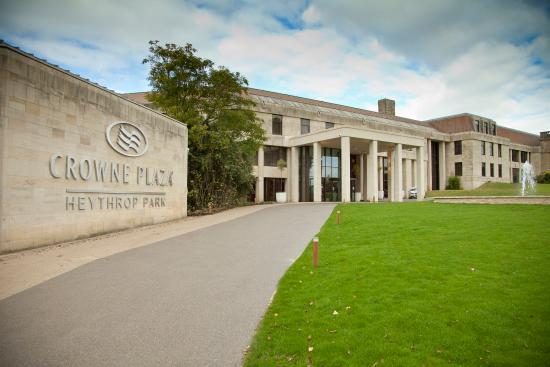 Crowne Plaza Hotel Heythrop Park-Oxford