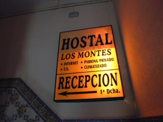 Pension Los Montes