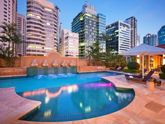 Quay West Suites Brisbane Hotel