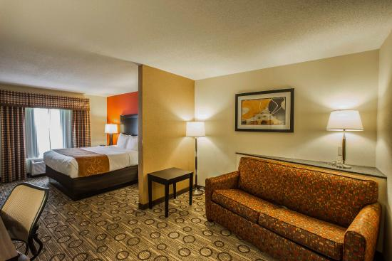 Comfort Suites At WestGate Mall