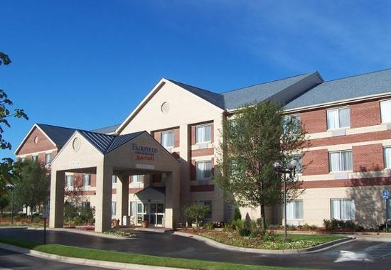 Fairfield Inn Detroit Farmington Hills
