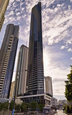 Meriton Serviced Apartments Brisbane on Adelaide Street Hotel