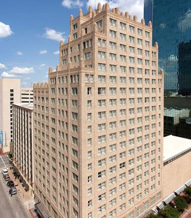 Courtyard by Marriott Fort Worth Downtown/Blackstone
