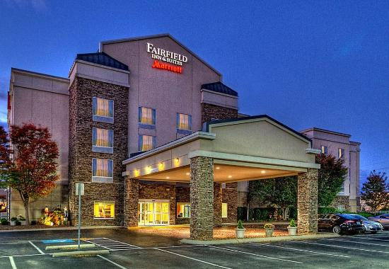 Fairfield Inn & Suites Murfreesboro