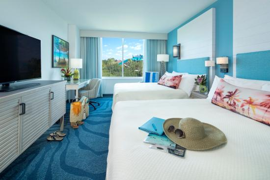 Loews Sapphire Falls Resort at Universal Orlando Photo