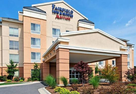Fairfield Inn And Suites By Marriott Conway
