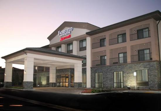 Fairfield Inn & Suites Tehachapi