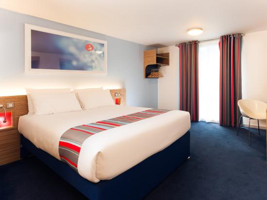 Travelodge Edinburgh Central Waterloo Place Hotel