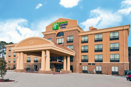 Holiday Inn Express Jackson/Pearl International Airport