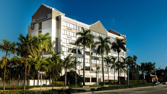 Fort Lauderdale Airport / Cruise Port Inn Hotel