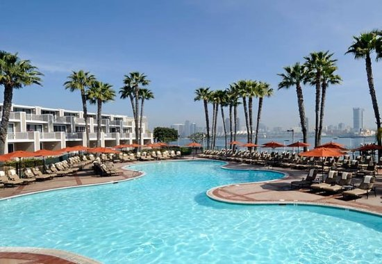 Coronado Island Marriott Resort & Spa Hotel