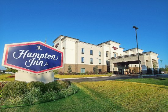 Hampton Inn Siloam Springs