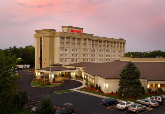 Marriott Rochester Airport