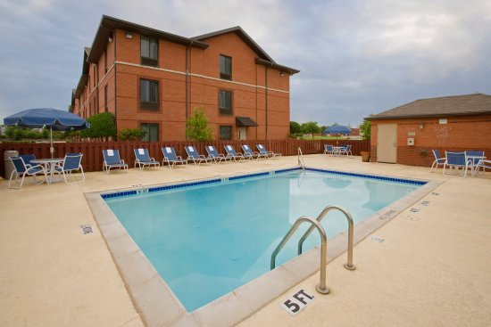 Extended Stay America-Houston-Med. Ctr-Reliant Park-La Concha Ln-