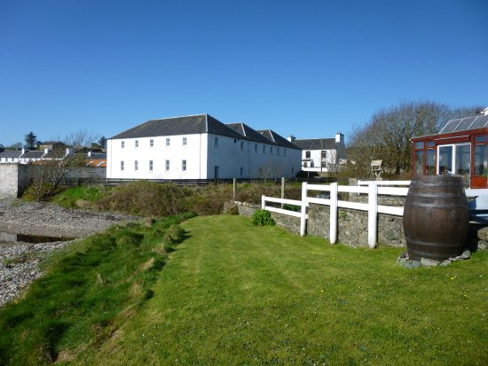 Port Charlotte Islay Hostel