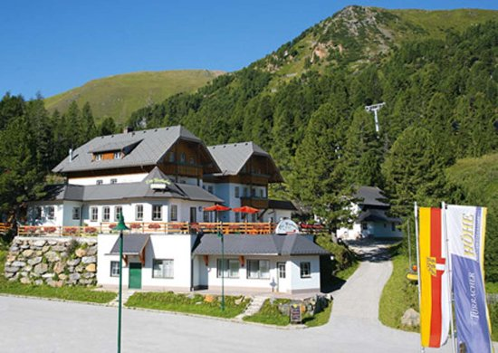 Hotel Pension Die Nockalm
