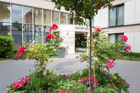 Parc Plaza Hotel Luxembourg