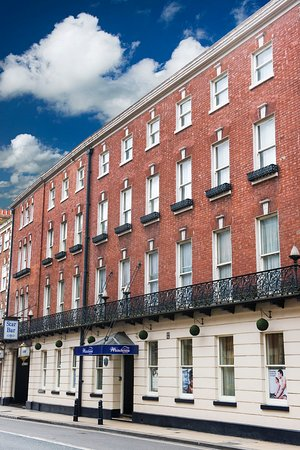 Worcester Whitehouse Hotel