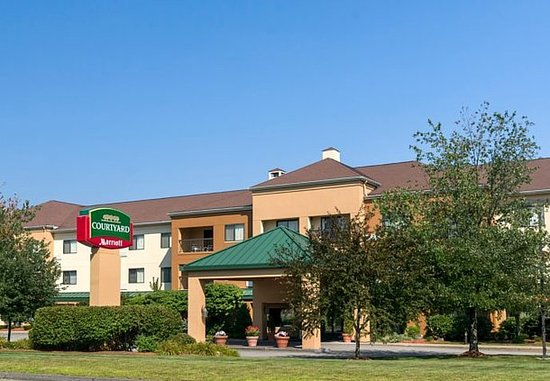 Courtyard by Marriott Boston Westborough