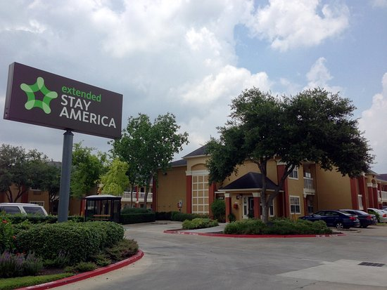 Extended Stay America-Houston-Med. Ctr-Reliant Pk-Fannin St-