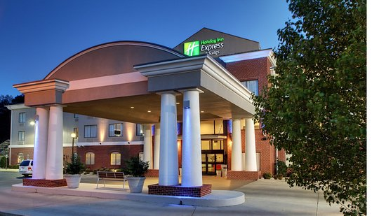 Holiday Inn Express Hotel & Suites - Meridian