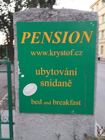 Pension U sv. Krystofa