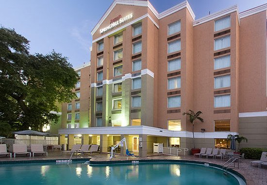 SpringHill Suites Fort Lauderdale Airport & Cruise Port Hotel