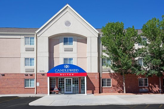 Candlewood Suites Salt Lake City - Airport