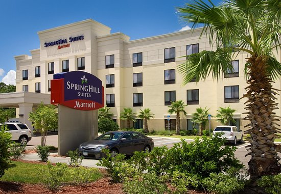SpringHill Suites Jacksonville Airport Hotel