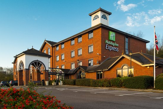 Holiday Inn Express Stafford M6 Jct. 13
