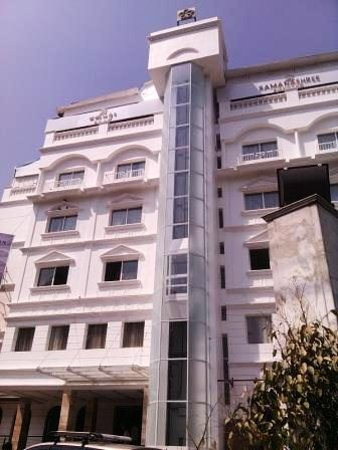 Hotel Ramanashree Richmond Circle
