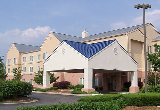 Fairfield Inn Fenton