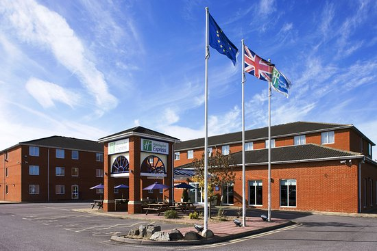 Holiday Inn Express Southampton West Hotel