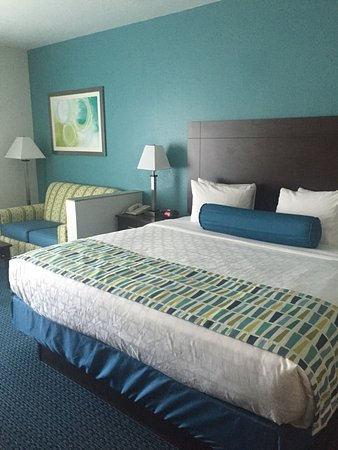 BEST WESTERN PLUS Blue Angel Inn