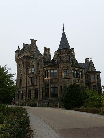 Pollock Halls - Edinburgh First