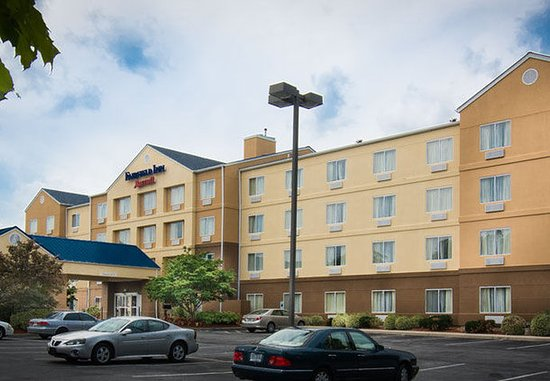 Fairfield Inn Richmond Chester