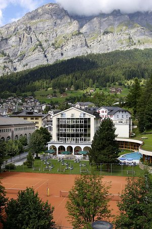 Thermalhotels & Walliser Alpentherme Leukerbad