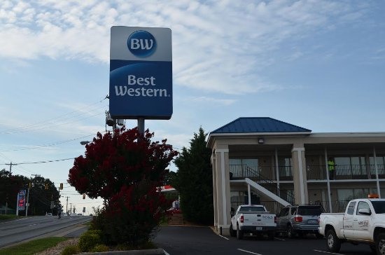 Best Western Of Lynchburg