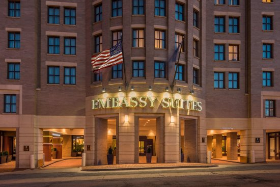 Embassy Suites Alexandria-Old Town