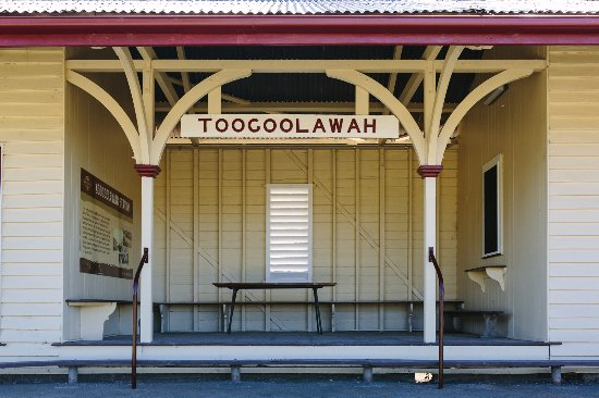 Toogoolawah wedding
