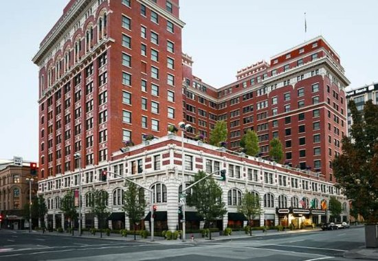 The Davenport Hotel & Tower