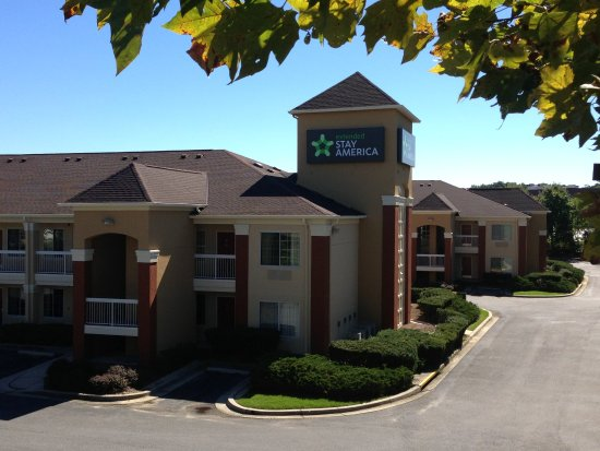 Extended Stay America - Baltimore - BWl Airport - International Dr. Hotel