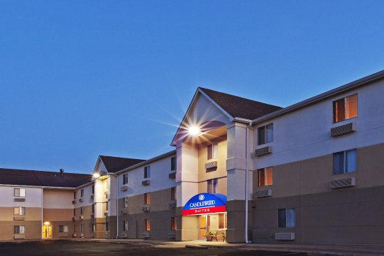 Candlewood Suites - Wichita Northeast