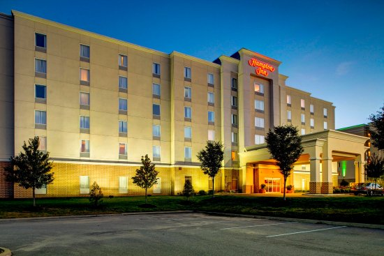 Hampton Inn Petersburg-Southpark Mall