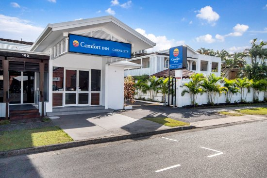 Comfort Inn Cairns City Hotel