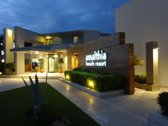 Amalthia Beach Resort Photo